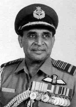 Air Chief Marshal Surinder Kumar Mehra