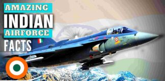 Indian Air Force Facts - Defencebrat